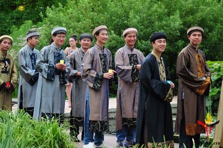 Những chàng trai Việt tại Potsdam