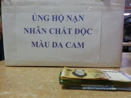 Ủng hộ nạn nhân chất độc da cam – hoạt động ý nghĩa của người Việt trẻ tại Hàn