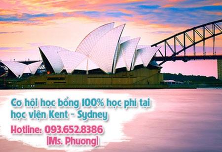 Phỏng vấn học bổng du học Úc lên tới 100% học phí