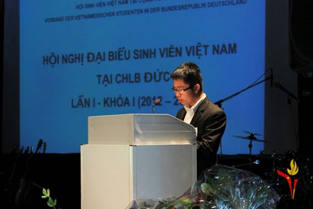 Hội nghị BCH SVVN tại Đức, một nội dung quan trọng của hội trại