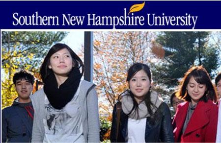 Đại học Southern New Hampshire (SNHU) thành lập năm 1932, tọa lạc ở