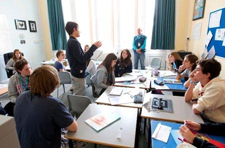 Ngày hội thông tin: tập đoàn giáo dục Cambridge Mỹ và Anh Quốc