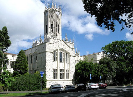 Đại học Auckland, New Zealand