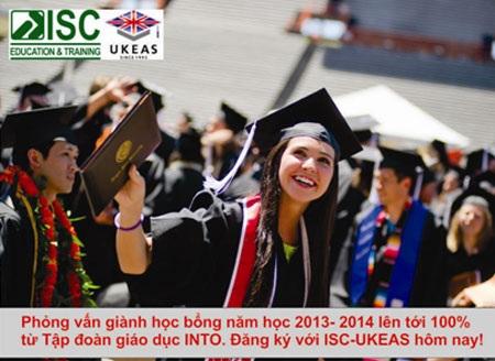 Học bổng du học Anh toàn phần dành cho học sinh Trung học
