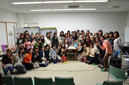 Chương trình chào mừng ngày phụ nữ Việt Nam tại Osaka