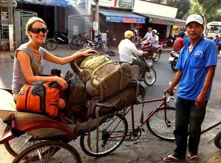 Mike và Anne Howard từng tới Việt Nam trong kỳ trăng mật của mình