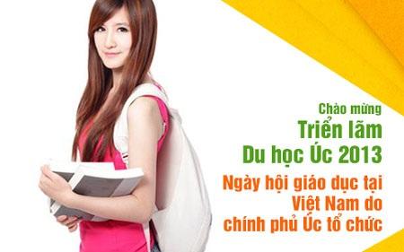 Chương trình năm nay được chính phủ Úc tổ chức tại hai thành phố lớn của Việt