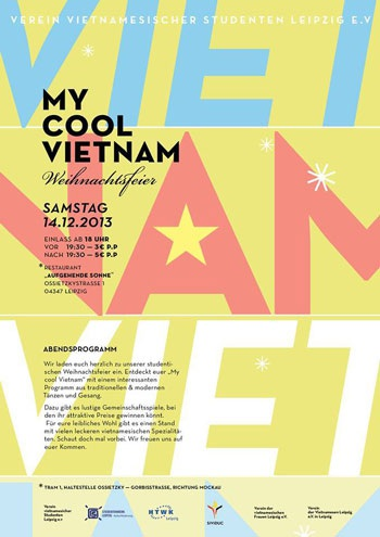 DHS Việt: Mùa đông không lạnh!