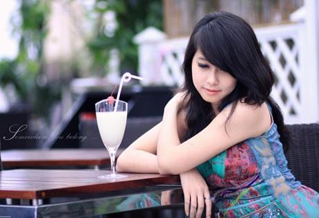 Dương Thị Tuyết Mai: Á khôi Hoa hậu ảnh tại Đức