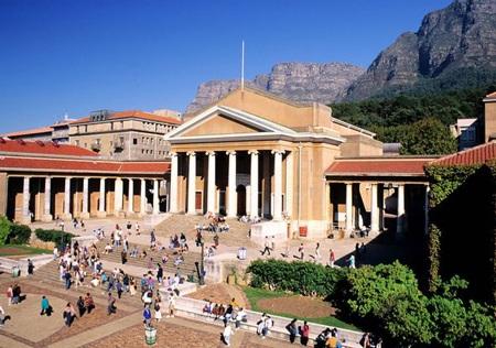 Những trường đại học ở Nam Phi nằm trong top đầu châu Phi và đáp ửng chuẩn châu Âu. Ảnh: Internet