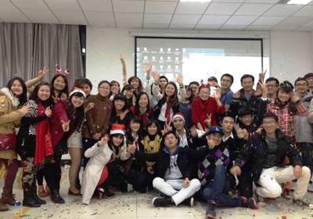 Chi hội Du học sinh Việt Nam tại Đại học Thượng Hải