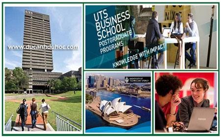 UTS- Đại học năng động nhất nước Úc