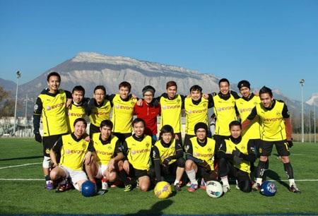 Đội Grenoble