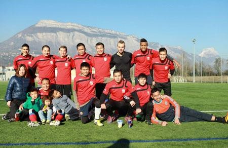 Đội Marseille