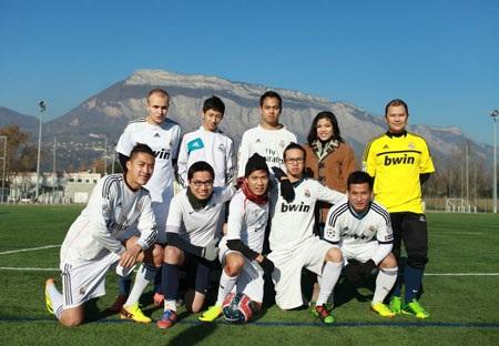 Đội Việt Kiều Grenoble