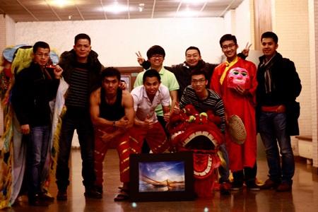 Sinh viên Việt