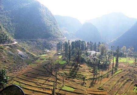 Thung lũng Sa Phìn ngày nay