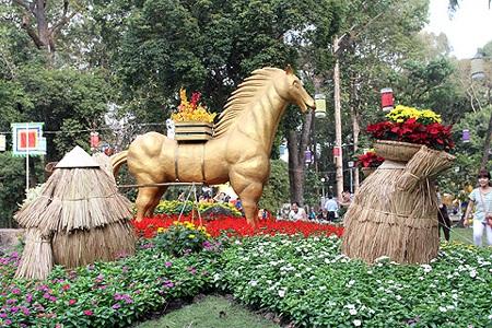 Từ những chú ngựa oai phong, tuấn tú