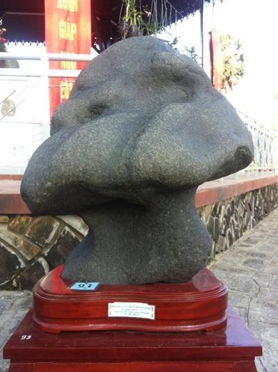 Viên đá hình nấm