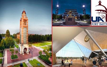 Hội thảo du học Mỹ: đại học Arkansas- chi phí thấp, học bổng và việc làm