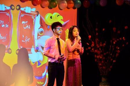 Người trẻ Việt tại Nantes chào Xuân Giáp Ngọ