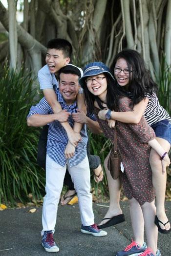 Tiếng cười luôn tràn ngập trong cộng đồng sinh viên Việt Nam tại Brisbane, Úc