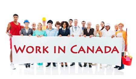 Để được làm việc tại Canada