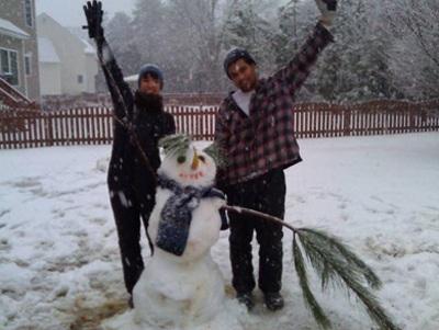 Đây phải chăng là Frosty – the snowman?