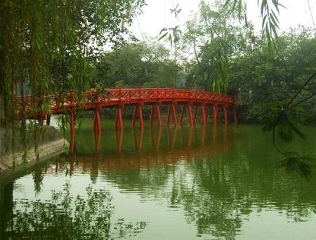Hà Nội lọt vào top 25 những điểm đến thu hút khách du lịch nhất thế giới
