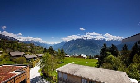 Thụy Sỹ được xem là cái nôi của ngành Quản trị khách sạn