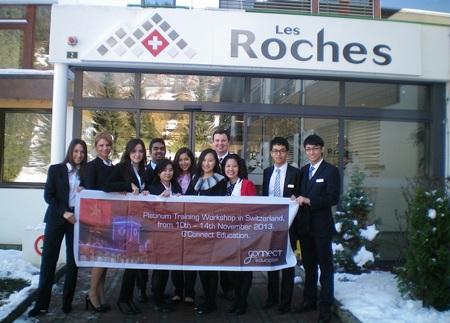 Les Roches – Top 3 trường hàng đầu thế giới về chuyên ngành Quản trị Khách sạn & Du lịch