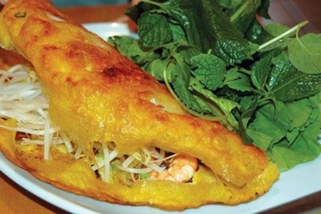 Bánh xèo Việt Royal