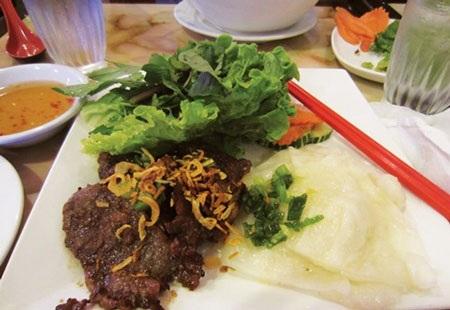 Bò nướng vỉ Hương Việt