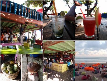 Thức ăn đường phố được khuyên là nên thử khi tới Bali