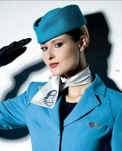 """Những mẫu đồng phục tiếp viên hàng không """"hút mắt"""" nhất thế giới"""
