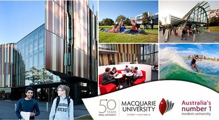 Macquarie – Đại học hiện đại nhất tại Úc