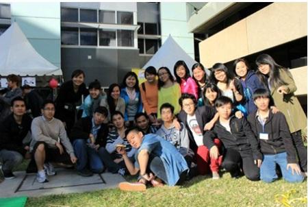 Cộng đồng sinh viên Việt Nam tại UTS