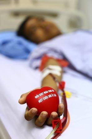 Một giọt máu cho đi, một cuộc đời ở lại! Người bệnh cần lắm những giọt máu