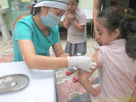 PGS.TS Trần Đắc Phu, Cục trưởng Cục Y tế dự phòng (Bộ Y tế) cho biết, trong 3 ngày từ n