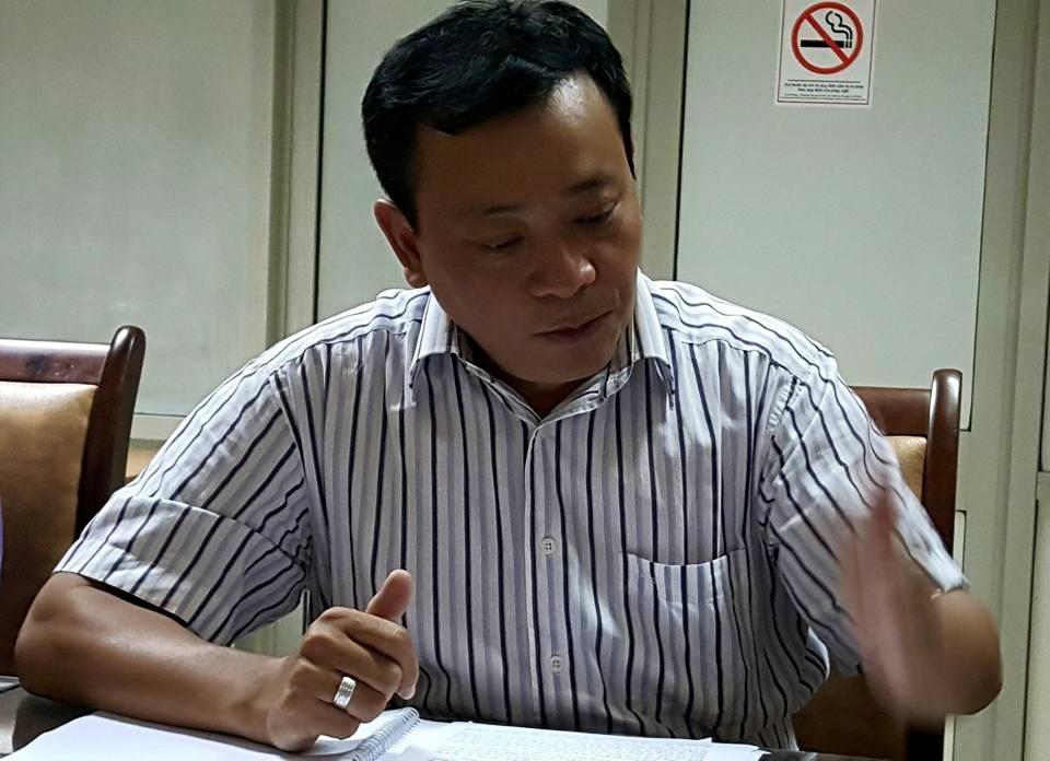 Ông Lê Văn Khảm, Phó Vụ trưởng Vụ BHYT. Ảnh: H.Hải