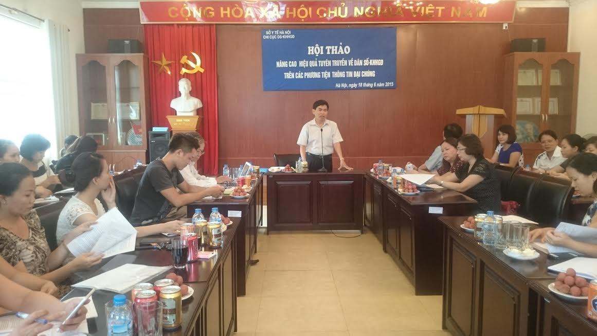 Hà Nội: Cứ 115 bé trai mới có 100 bé gái