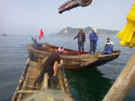 Lênh đênh trên biển những mối hiểm nguy luôn rình rập các ngư phủ