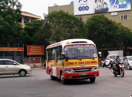 Tuyến xe buýt số 5 tại Thanh Hóa sẽ được nối dài đến Ninh Bình để phục vụ thí sinh đi thi