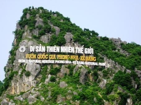 Đây là lần thứ 2, VQG Phong Nha - Kẻ Bàng được công nhận Di sản thế giới