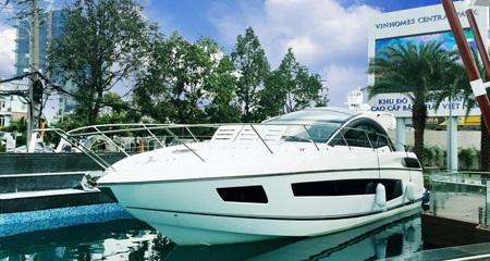 Vinhomes tặng du thuyền triệu đô cho khách mua nhà Vinhomes Central Park