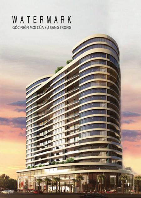 Watermark đang được các nhà đầu tư đánh giá cao trong hoạt động cho thuê căn hộ