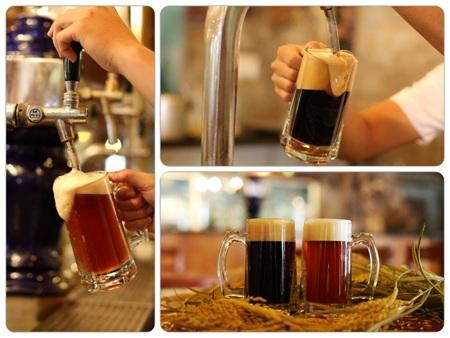 """Tiệc 2015: Nhà hàng bia Tiệp """"lên ngôi"""""""