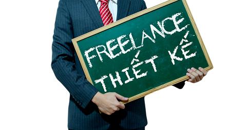 Freelance thiết kế là mô hình hoàn toàn mới tại Việt Nam