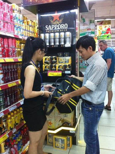 Sapporo đang có nhiều chương trình khuyến mãi hấp dẫn người tiêu dùng