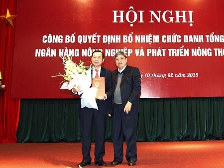 Phó Thống đốc NHNN Nguyễn Phước Thanh